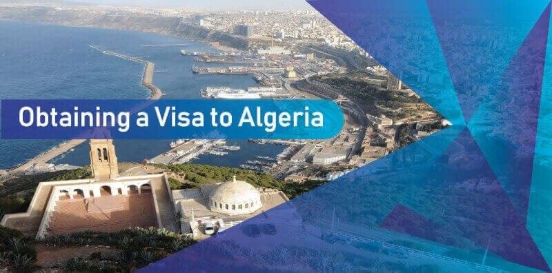 Obtaining a visa to Algeria