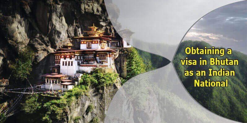 visa to Bhutan
