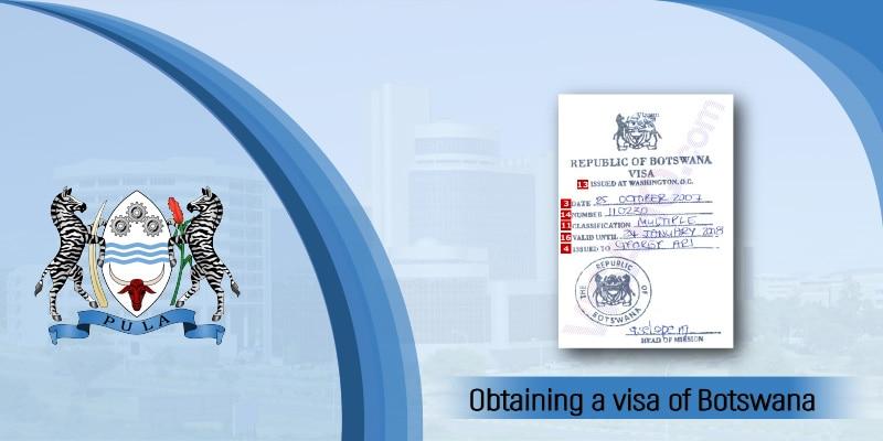 visa to Botswana
