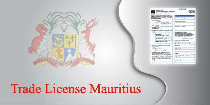 Trade system and trade license in Mauritius
