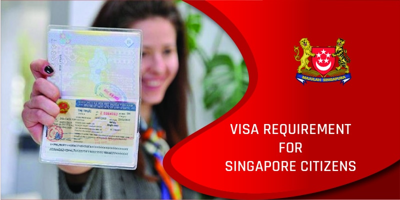 Visa requirements for Singapore citizens
