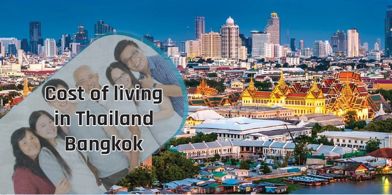 cost of living in thailand bangkok