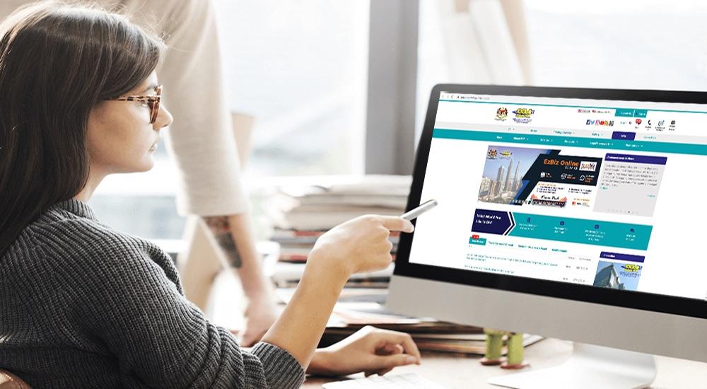 SSM search online