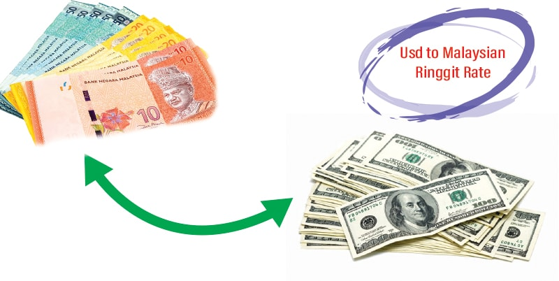 USD to Malaysian ringgit rate - current rate, stability and predictions