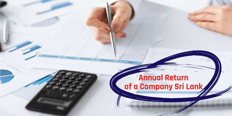 Annual Return of a Company Sri Lanka