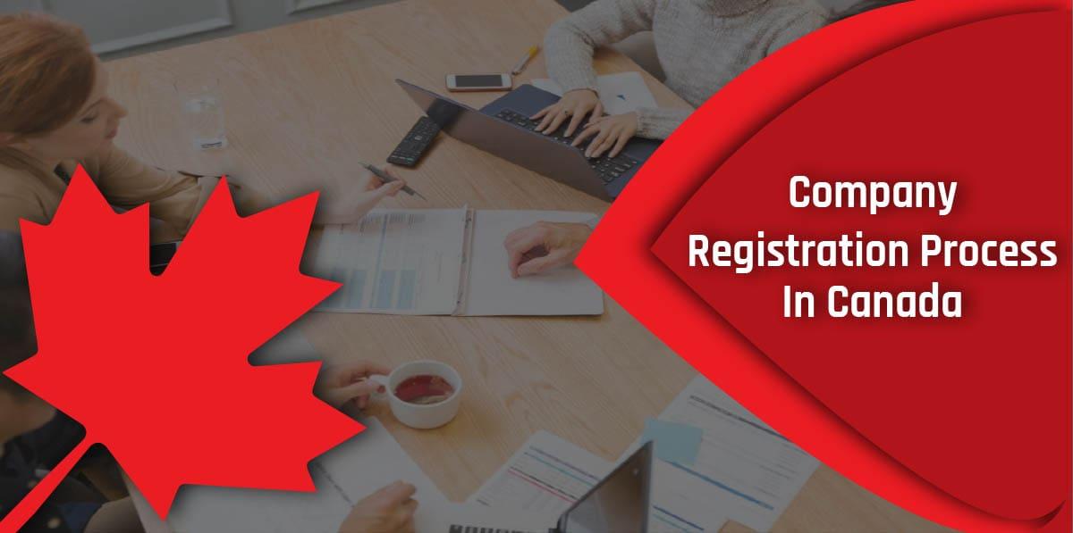 Company registration process in Canada