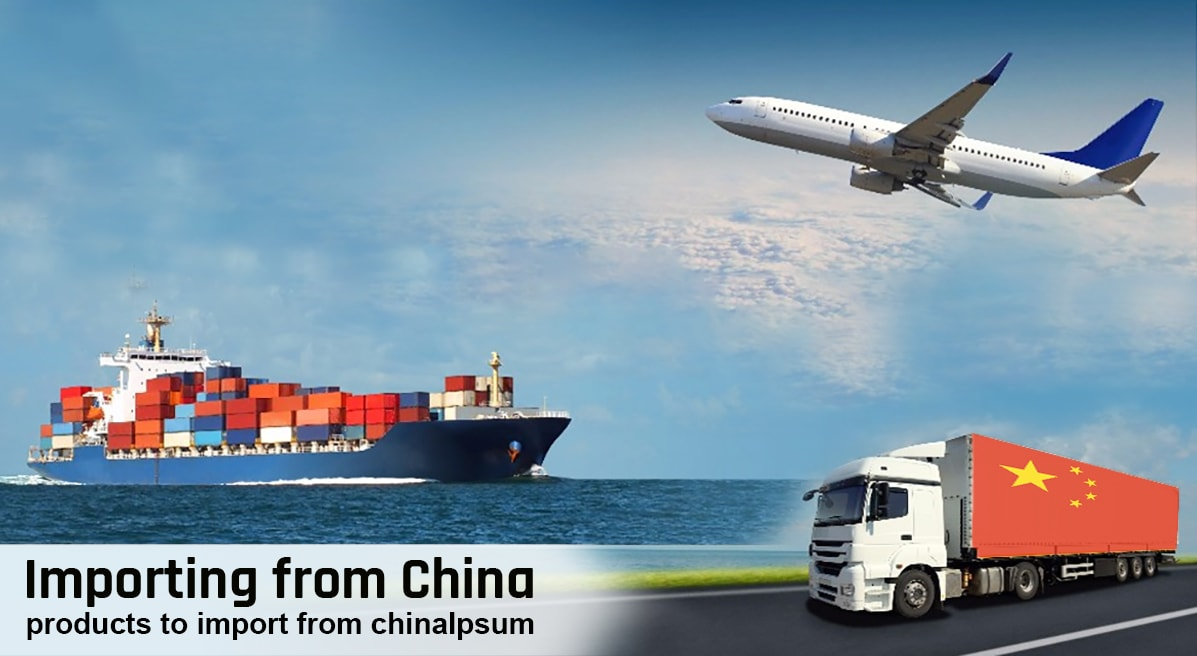 Importing from China – Products to import from China