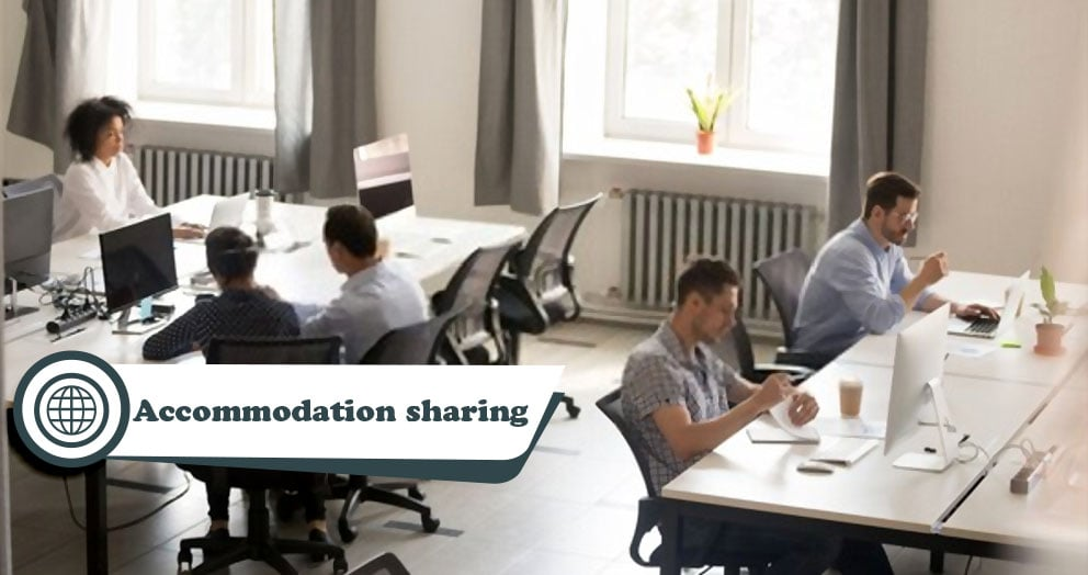 Accommodation sharing in Malaysia