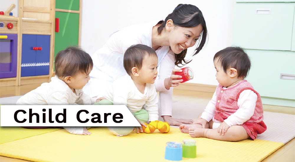Child care in Malaysia