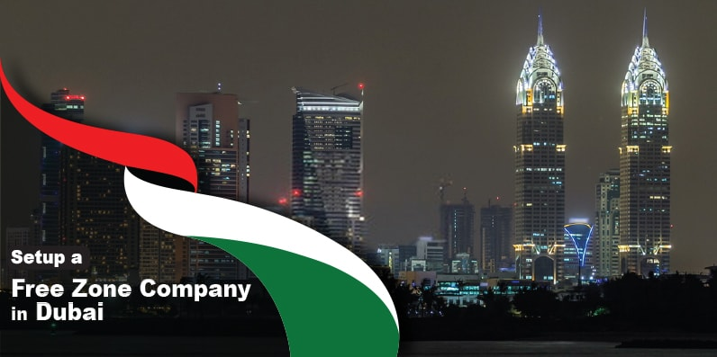 How to setup a free zone company in Dubai