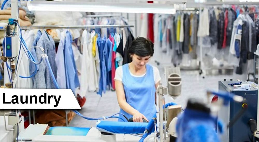 Laundry business in Malaysia