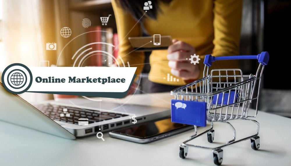 Online marketplace in Malaysia
