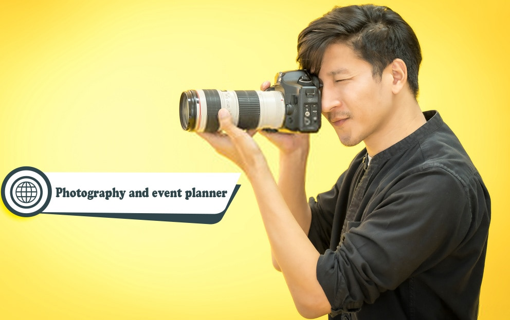 Photography and event planner services in Malaysia