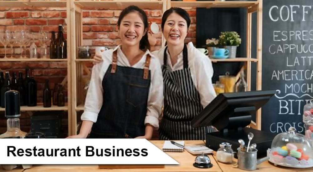 Restaurant business in Malaysia