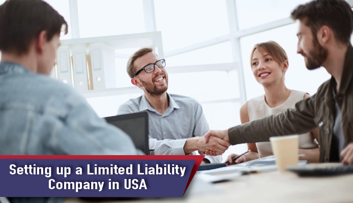 Setting up a limited liability company in USA