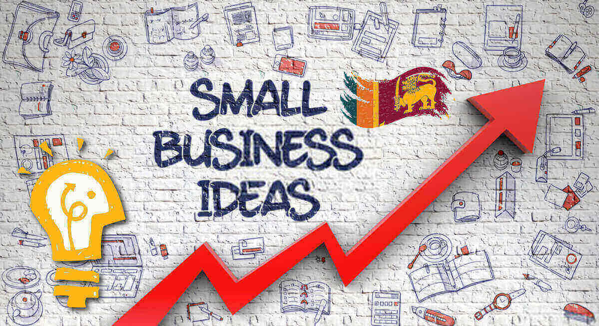 Small business ideas in Sri Lanka