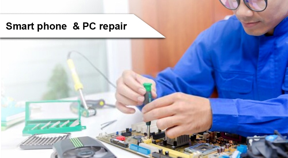 Smart phone and PC Repair business in Malaysia