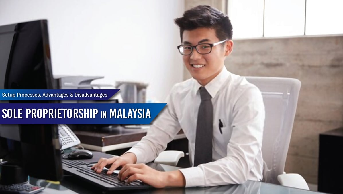 Sole proprietorship in Malaysia - Setup processes, Pros & Cons