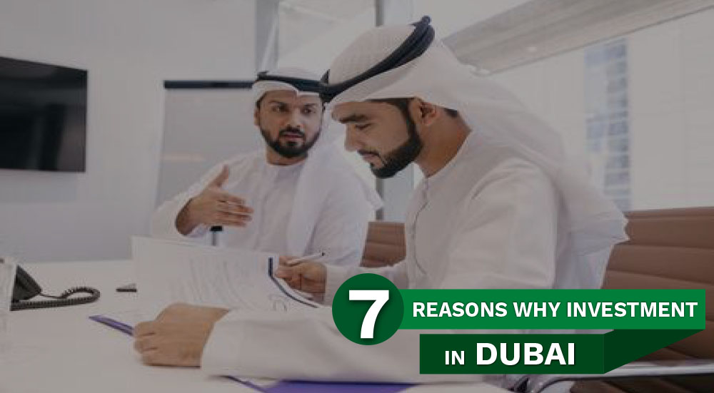 Why investment in Dubai