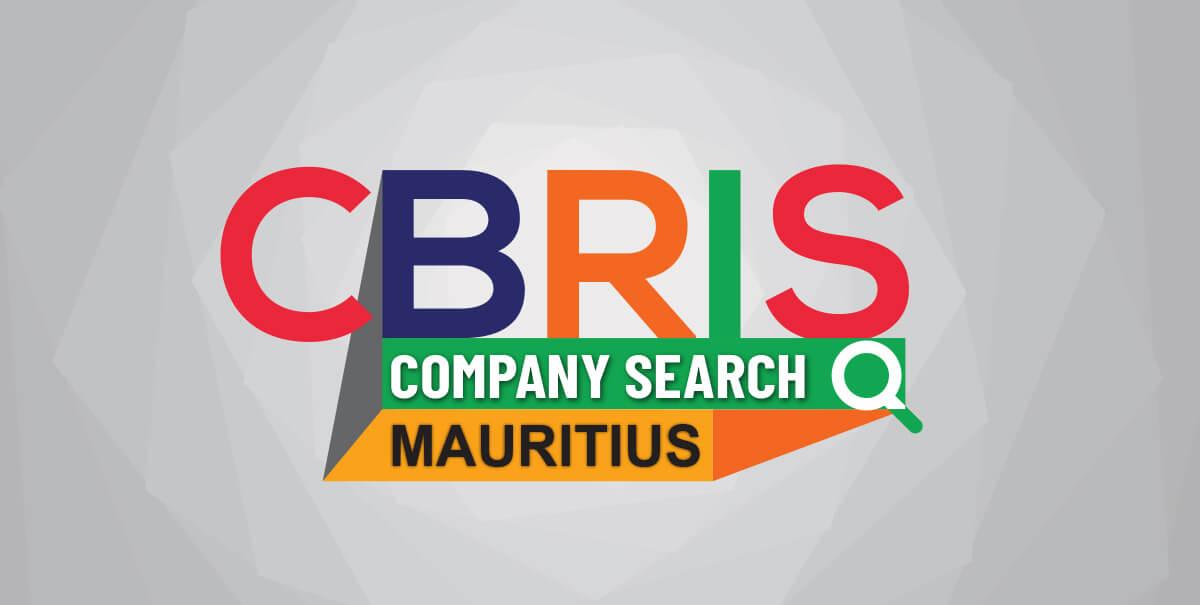 CBRIS company search Mauritius