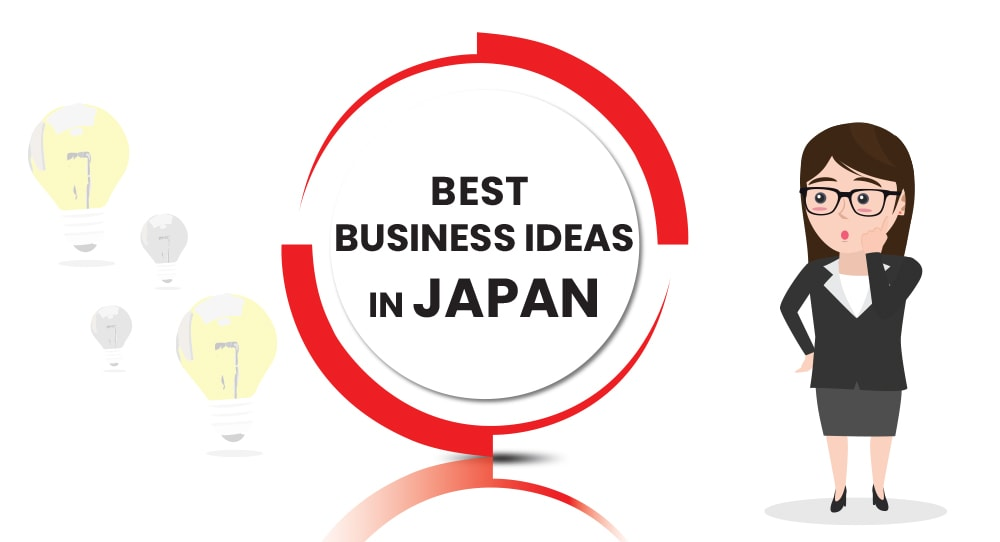 Small business ideas in Japan