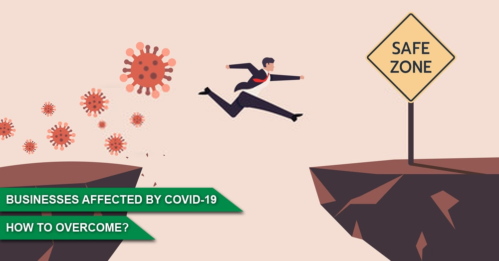 COVID-19 affects on businesses - How to overcome