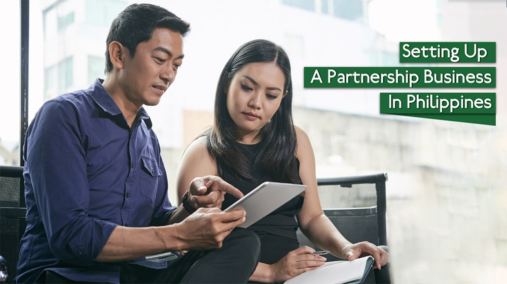 Setting up a partnership business in Philippines