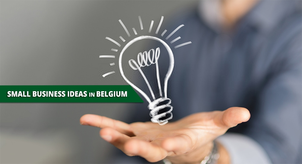 Small business ideas in Belgium