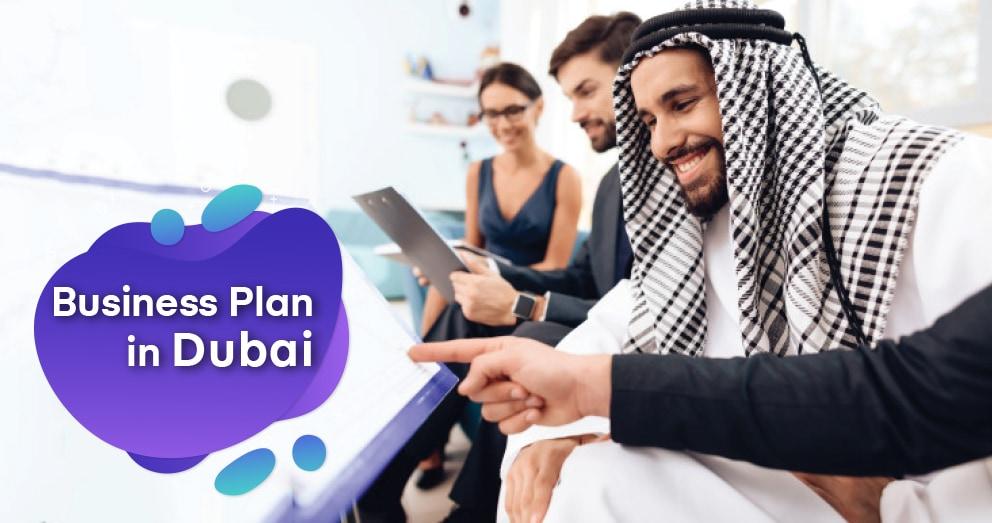 Business plan in Dubai