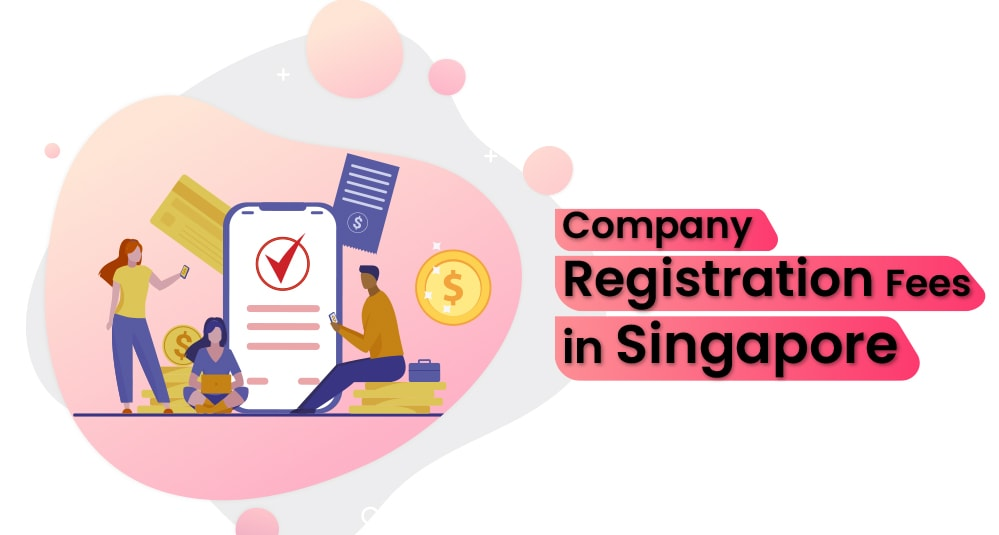 Company registration fees in Singapore