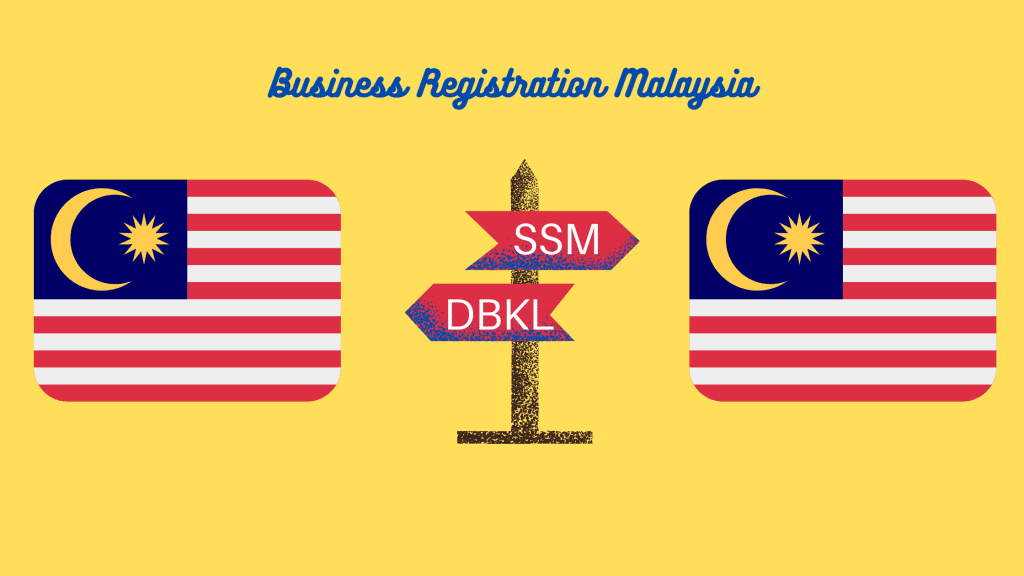 Proprietorship and SDn Bhd business registration in Malaysia