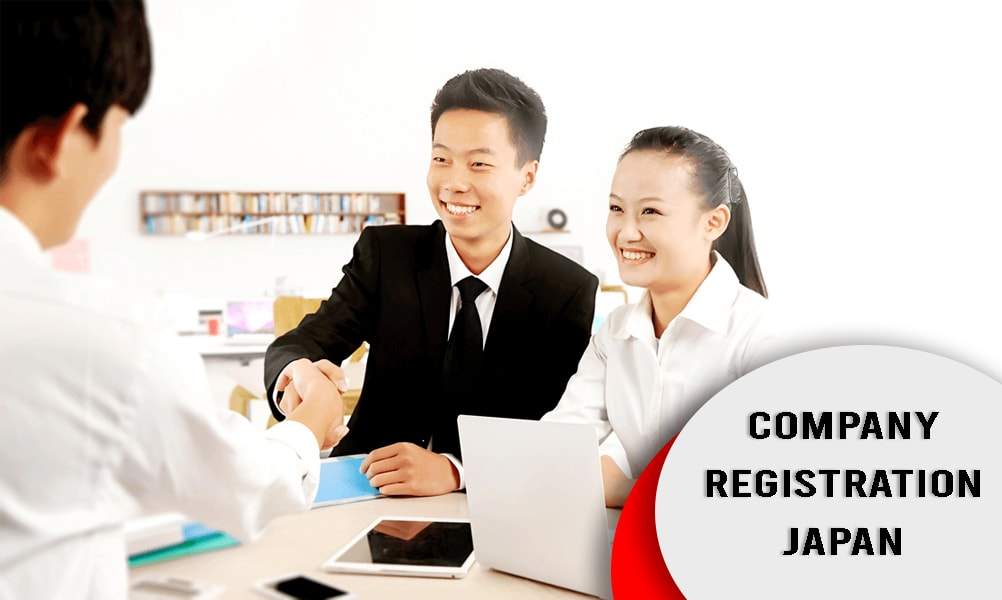 Company Registration Japan