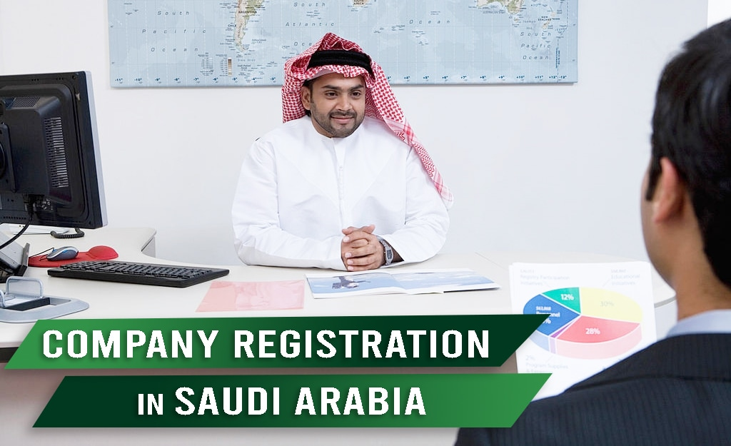 Company registration in Saudi Arabia