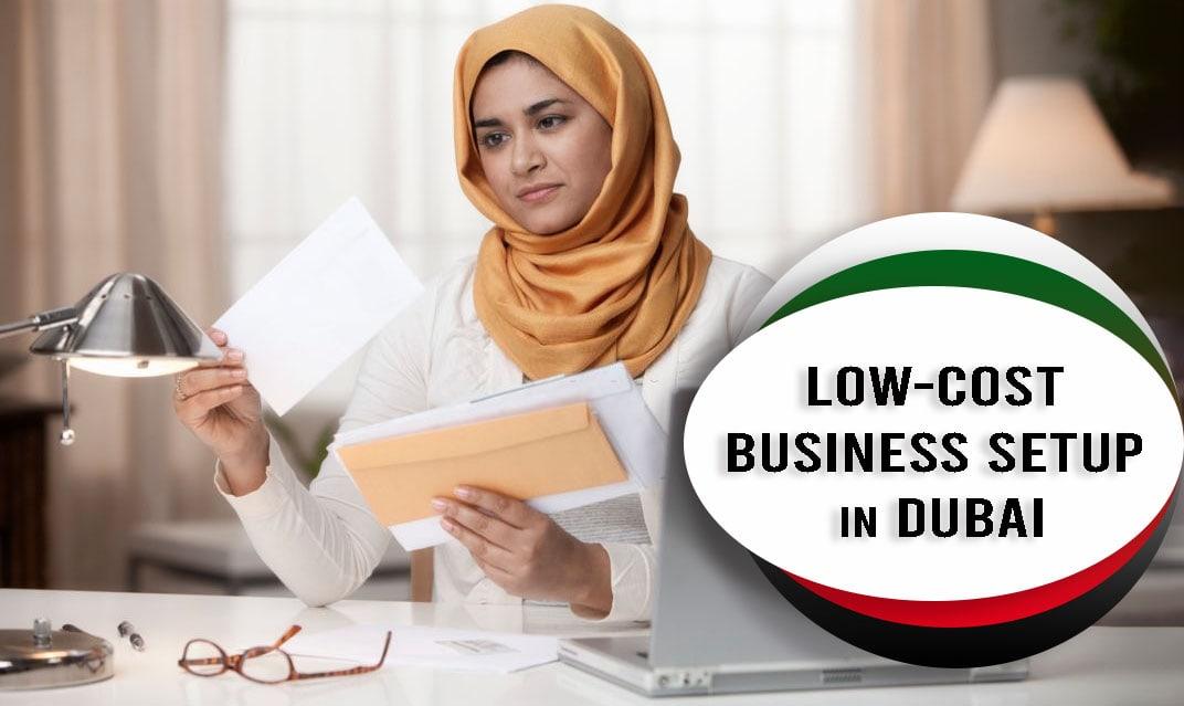 Low-cost business setup in Dubai