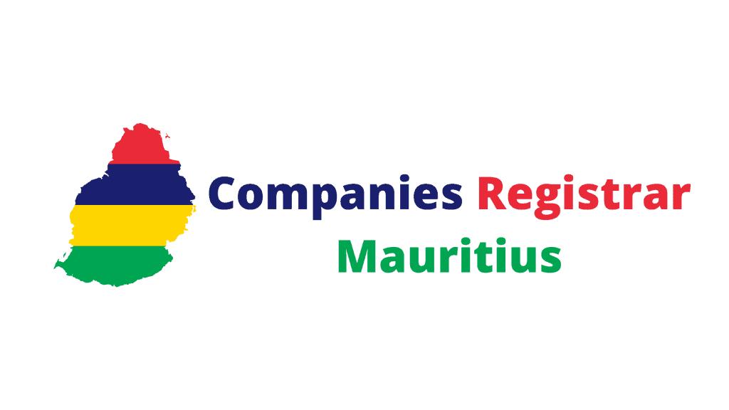 Companies registrar Mauritius