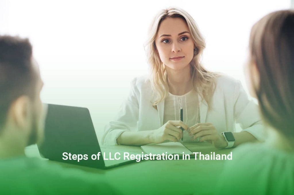 Steps of LLC Registration in Thailand