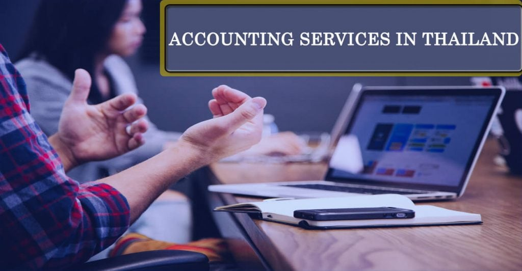 ACCOUNTING SERVICES IN THAILAND