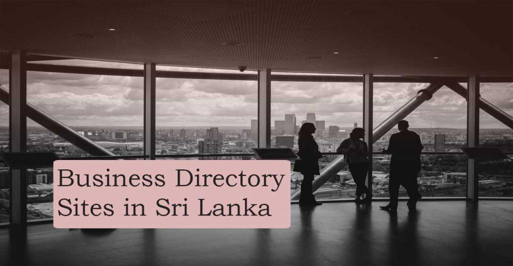 Business Directory Sites in Sri Lanka
