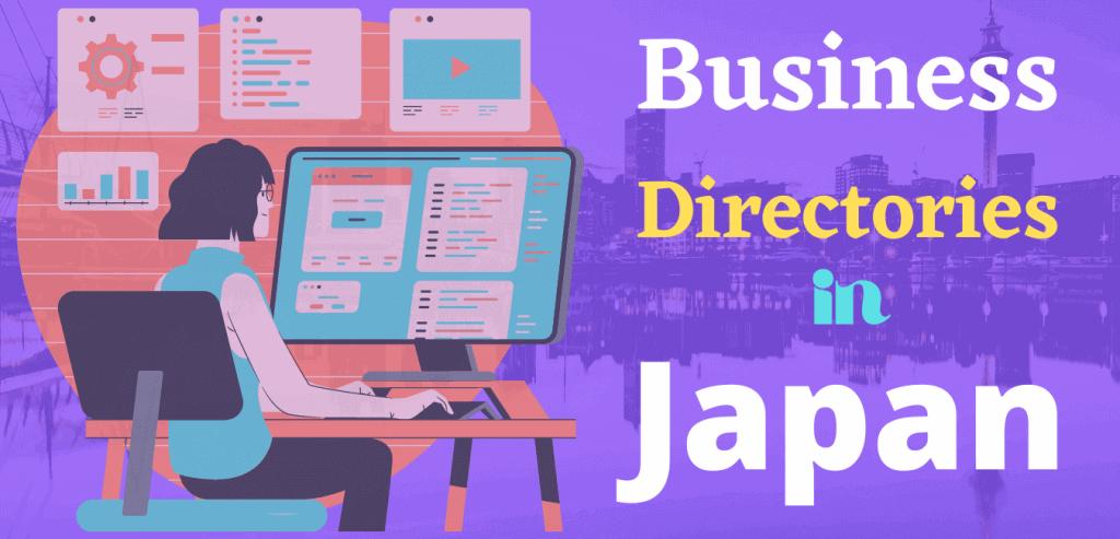 Business Directories in Japan