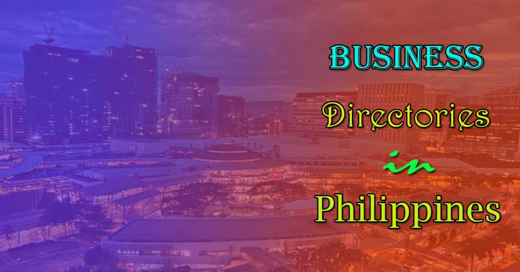 Business Directories in Philippines