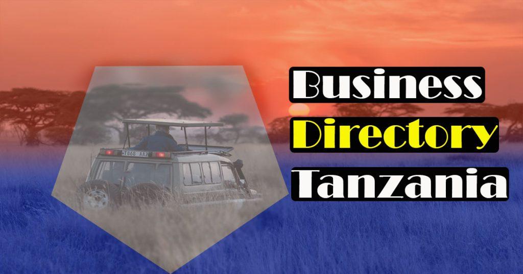 Business directory in Tanzania