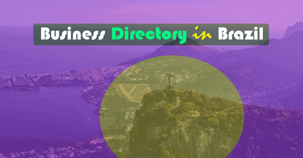 Business directory in Brazil