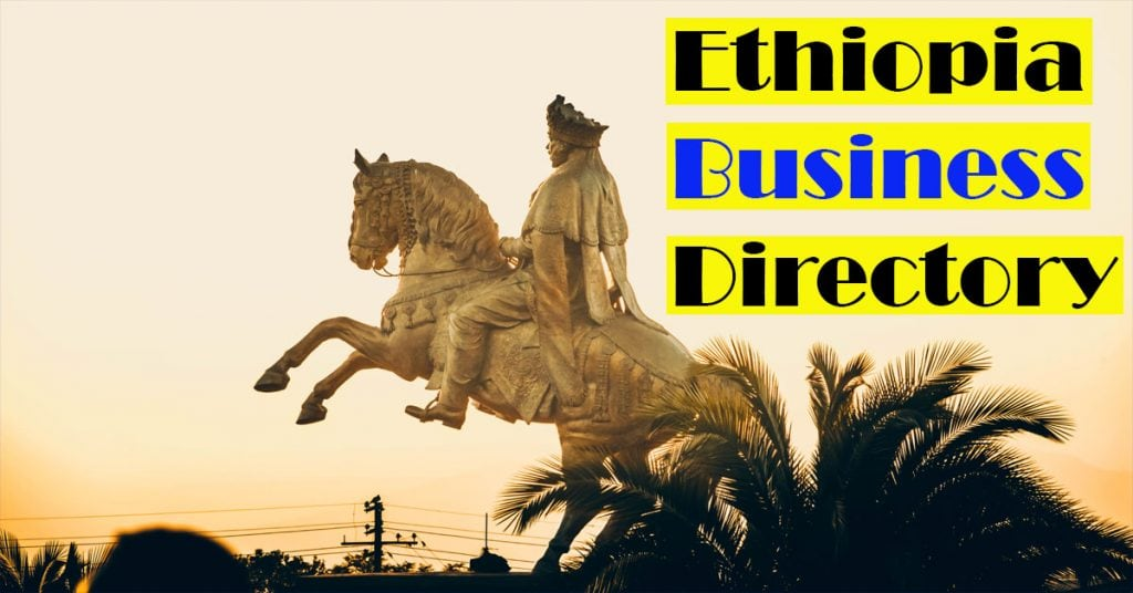 Business directory in Ethiopia