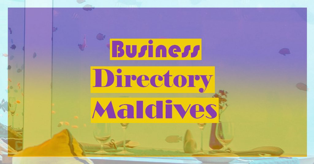 Business directory in Maldives
