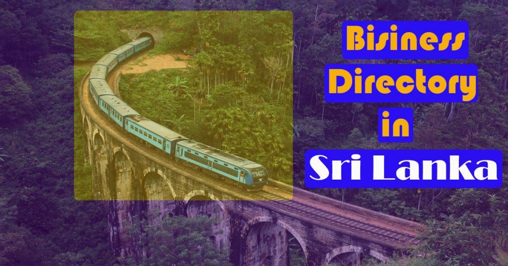 Business Directory in Sri Lanka