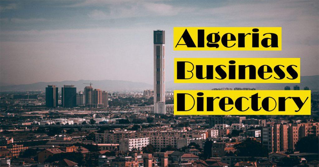 Business Directory in Algeria