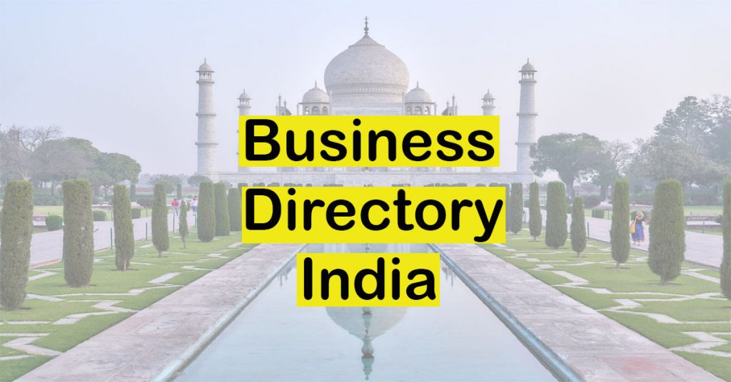 Business Directory in India