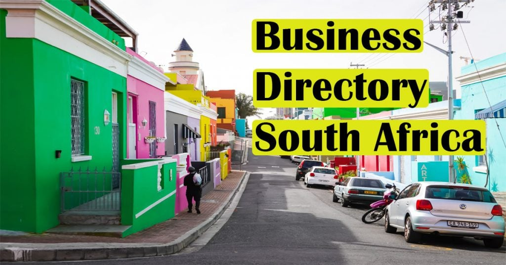 Business Directory in South Africa