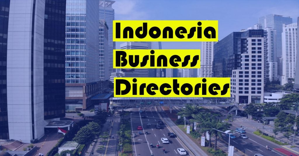 Indonesia Business Directories
