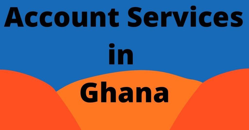 Accounting Service in Ghana